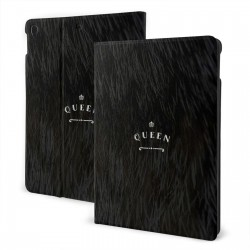 """Queen IPad 7th Generation 10.2 Inch Multi-Angle Viewing Folio Smart Stand Cover Auto Wake/Sleep for IPad 10.2"""" Tablet"""